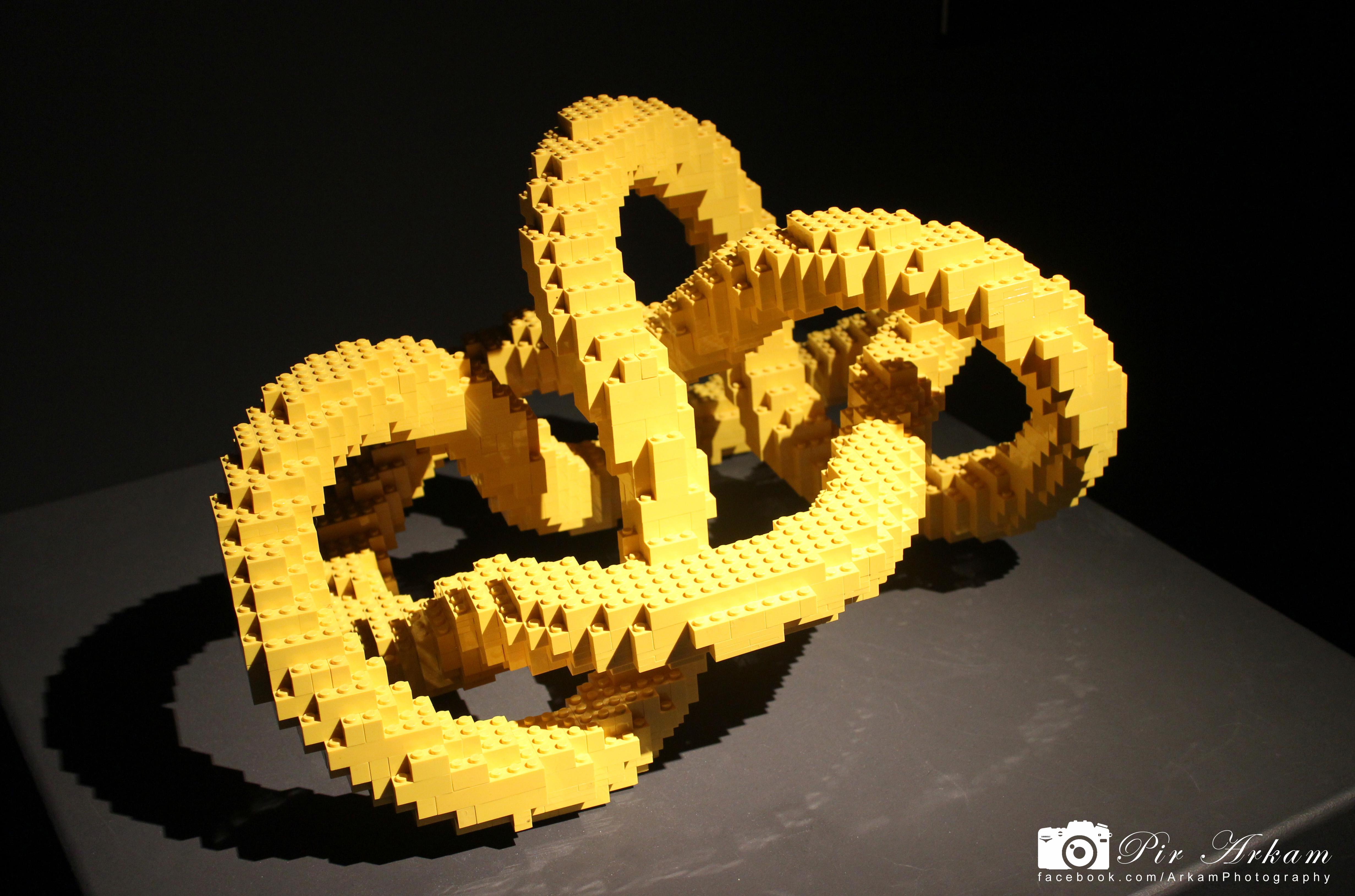 The art of the Brick Nathan Sawaya LEGO