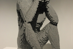 The art of the Brick Nathan Sawaya LEGO