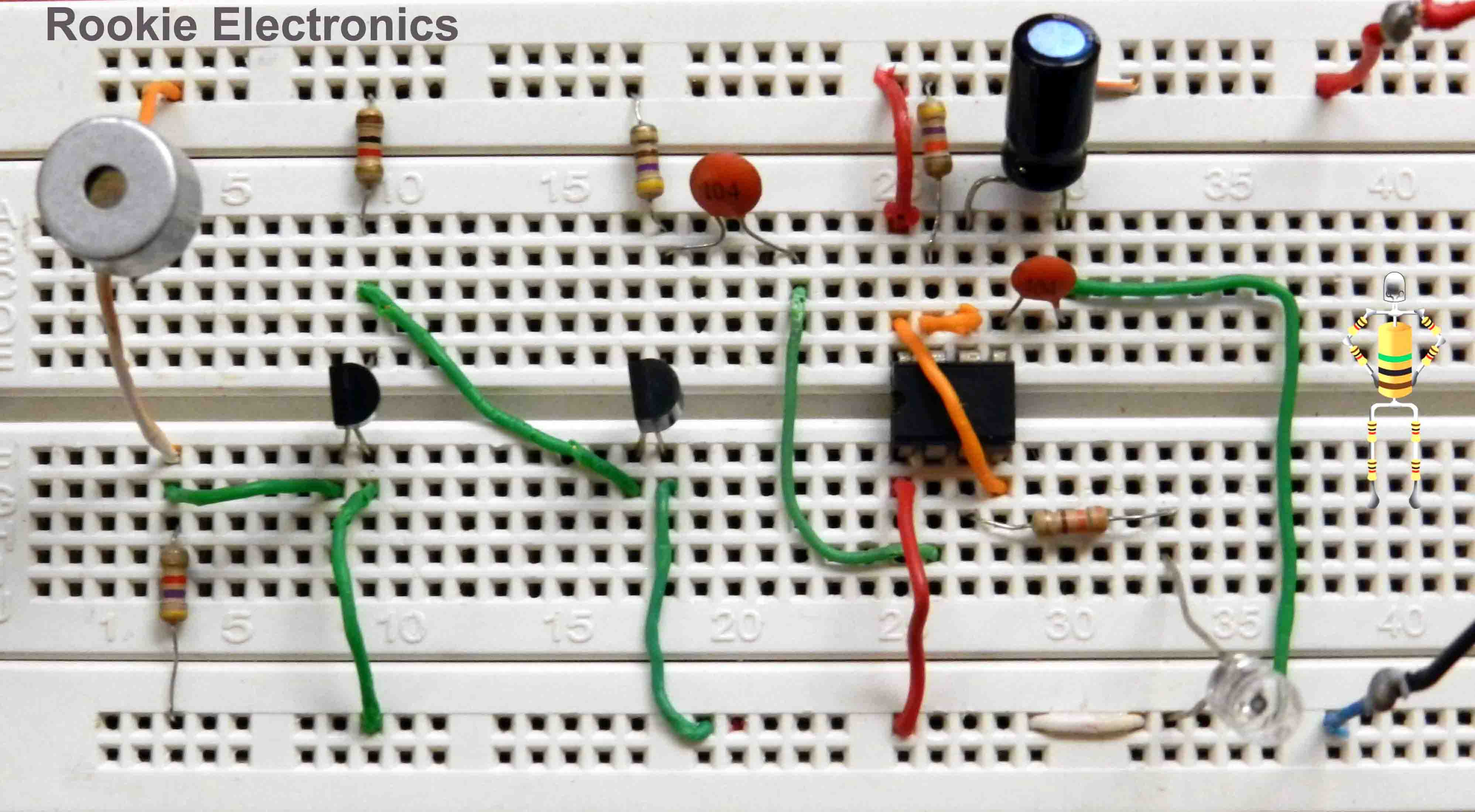 555 Timer Weekend Projects Make
