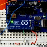 Light Sensor using Arduino
