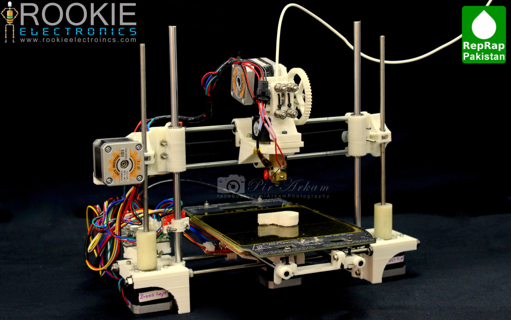 RepRap 3D Printer Pakistan