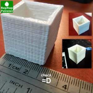 25mm Cube