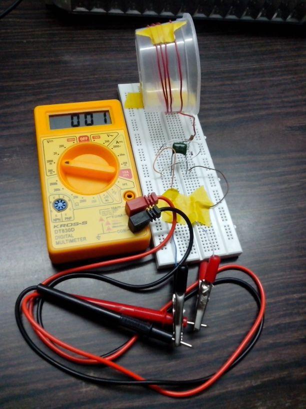 RF Detector