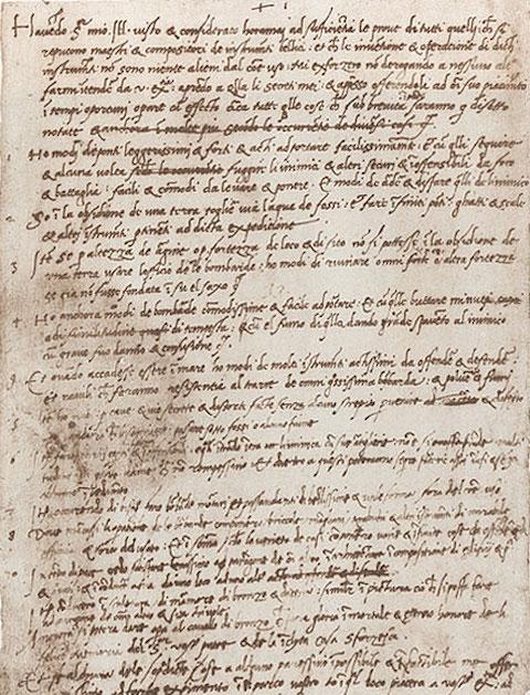 Da Vinci Resume