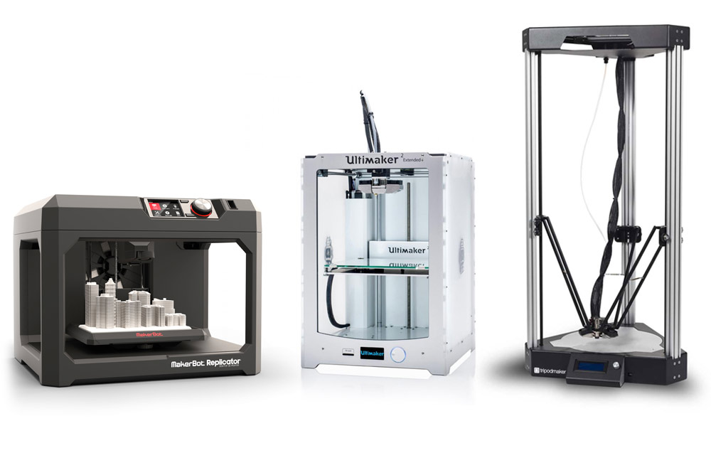 3D Printing Technologies | Types of 3D Printing | Rookie Electronics ...