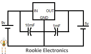 Power Supplies for Arduino | Rookie Electronics | Electronics