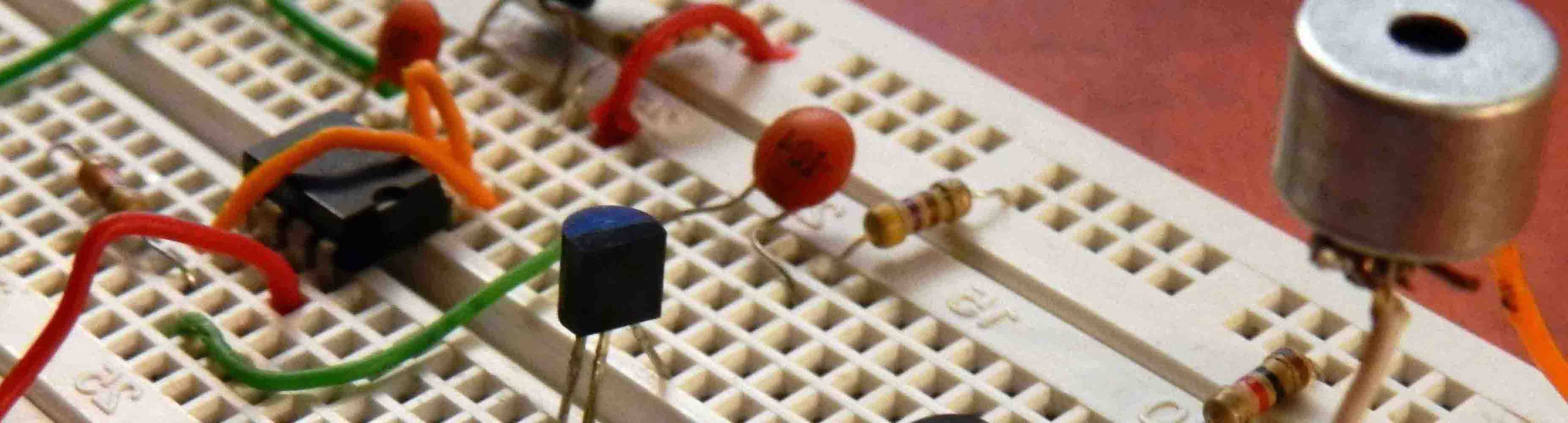 Simple Light Sensor Using 741 Op Amp Rookie Electronics Automatic Timer Switch With Ua741 Electronic Projects Circuits Clap Circuit