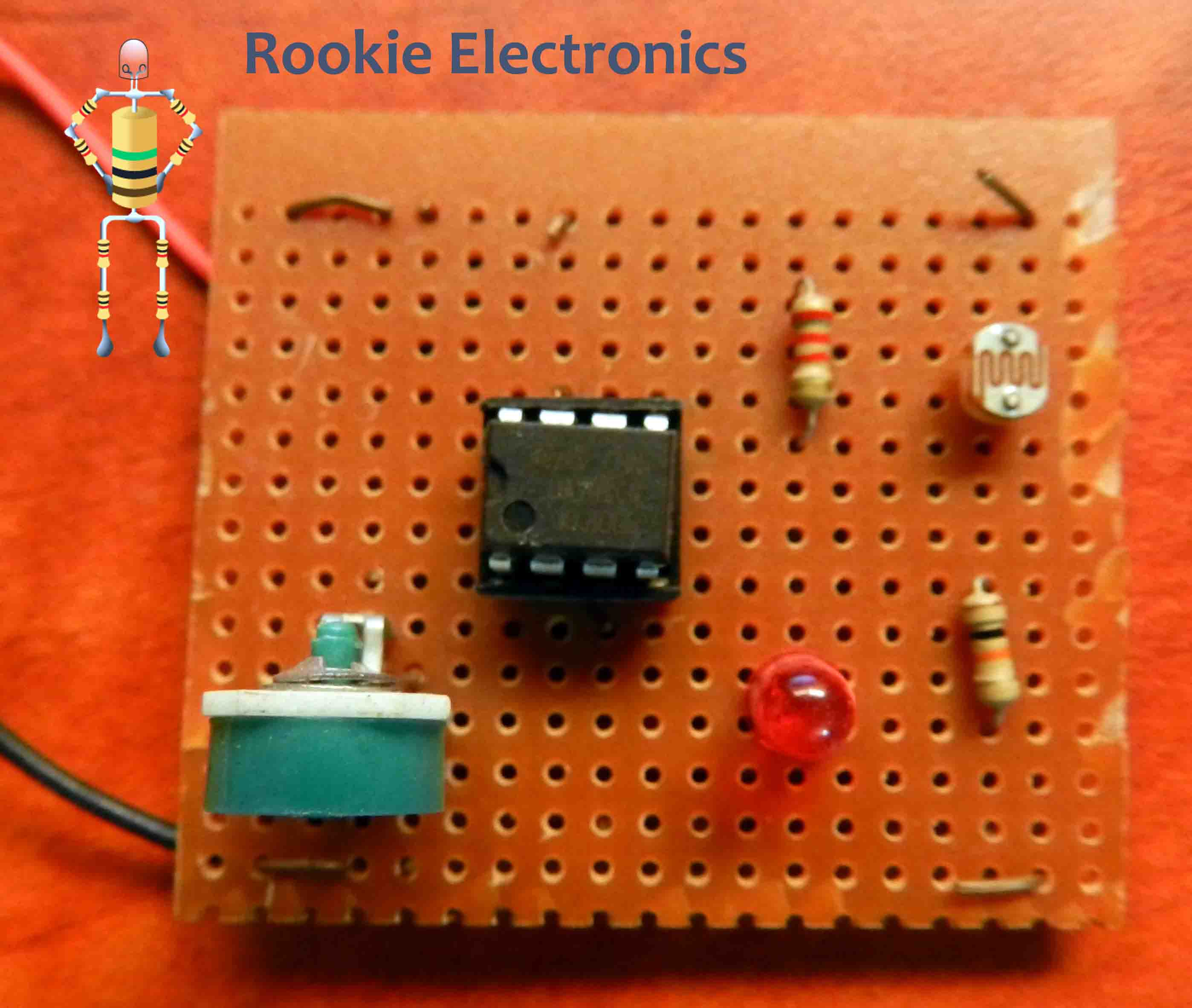 Electronic Projects A Small Collection Of Electronic Circuits